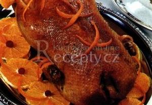 Pomerančová kachna