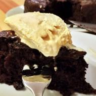 Čokoládový dort z červené řepy recept
