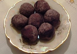 Cukroví  brambůrky recept