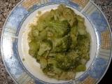 Opečená brokolice recept
