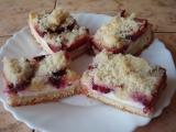 Švestkový koláč kynutý recept