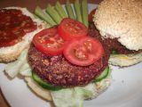 Burgery z červené řepy recept