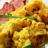 Famózní šťouchané brambory recept