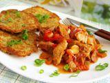 Katův šleh a bramboráčky recept