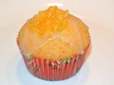 Muffiny Mandarinkové