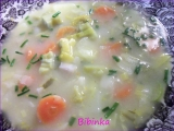 Taková polévečka s hlívou a droždím recept