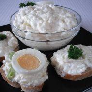 Celerový salát s bramborem a vejci recept