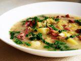 Jednoduchá kapustová polévka recept