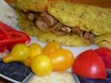Plněný bramborák recept