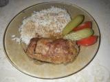 Závitky z mletého masa recept