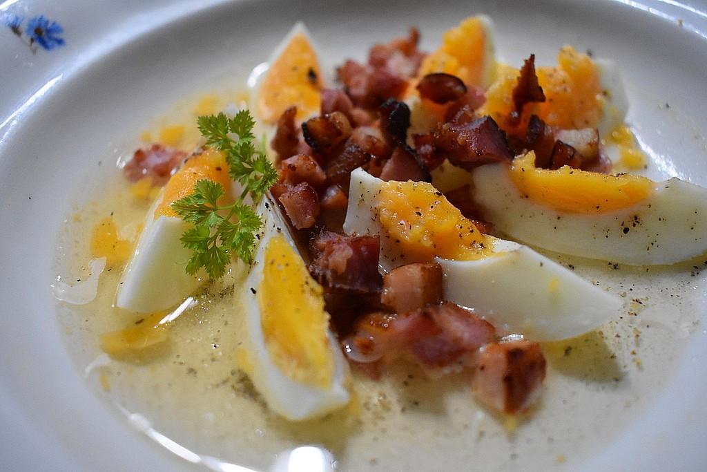 Vejce v kyselém nálevu recept