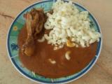 Čili kuře s paprikou recept