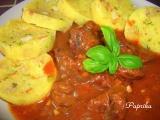 Zámecký paprikový guláš recept