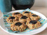 Ovesné sušenky s oříšky recept
