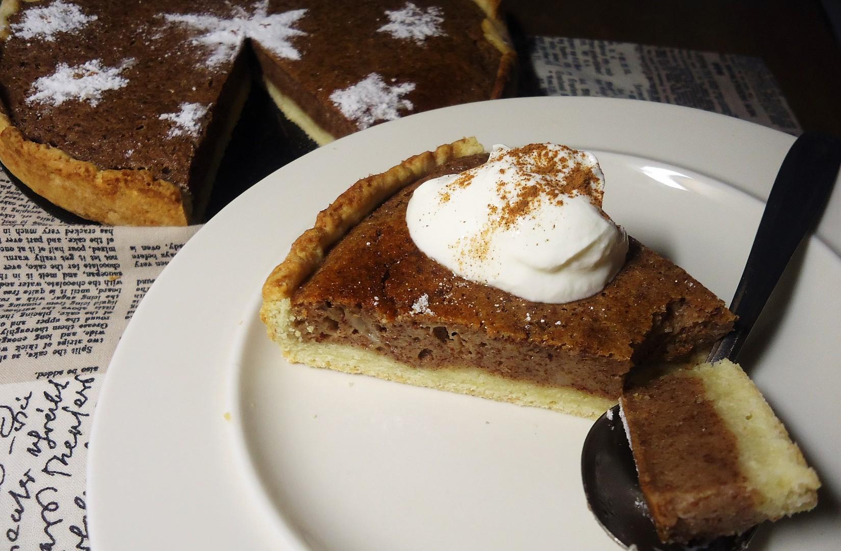 Skořicový koláč z kyšky recept