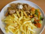 Flamendr s grilovanou zeleninou recept