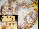 Citrónovo-fíkový koláč recept