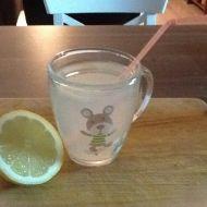 Zdravá teplá citronáda recept