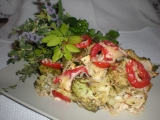 Zapékaná zeleninová směs / dietni recept