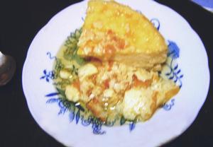 Krém karamel  z bulharské kuchyně