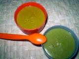 Zeleninové příkrmy pro nejmenší recept