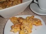 Sýrové krekry recept