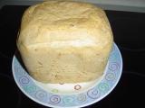 Bílý chléb s bylinkami a rajčátky recept