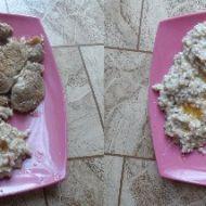 Vepřový plátek s pohankovou kaší recept