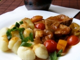 Vepřová po Bulharsku recept