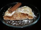 Úžasný Filo jablečný závin recept