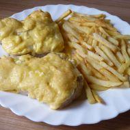 Vepřové kotlety s majonézou recept