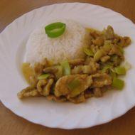 Křehké kuře na kari recept