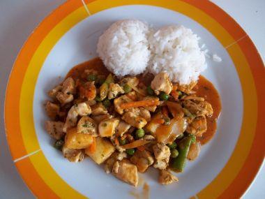 Kuřecí čína, mňam :-)