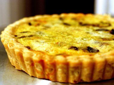 Recept Francouzský quiche (kiš)