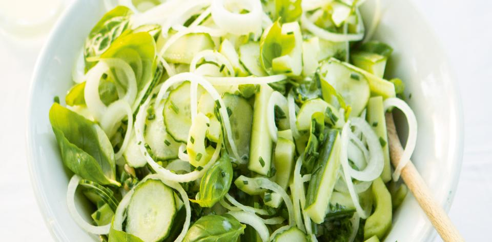 Okurkový salát