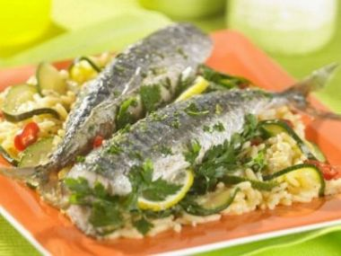 Marinovaná makrela s koprovou remuládou
