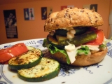 Zdravý hamburger recept