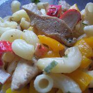 Kuřecí salát s libečkem recept