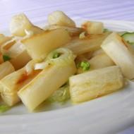 Černý kořen na másle recept