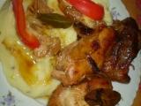 Pečené kuře jako od Jamieho Oliviera recept