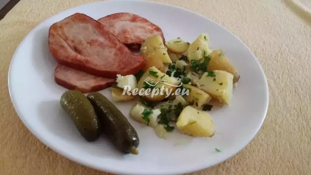 Uzená pečeně recept  uzené maso