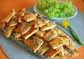 Sýrové pečivo k posezení recept