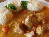 Rácské vepřové maso (maďarská kuchyně) recept