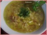 Lovecká polévka se strouháním recept