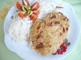 Sekaná ze zelí-dietní recept