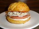 Český hamburger recept