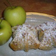 Moje jablka v županu recept