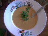 Krémová mrkvová polévka recept