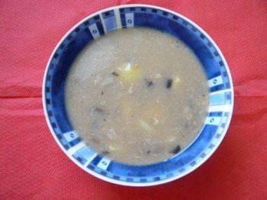 Staročeská polévka Kyselo