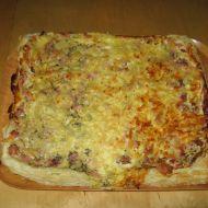 Sýrový koláč recept